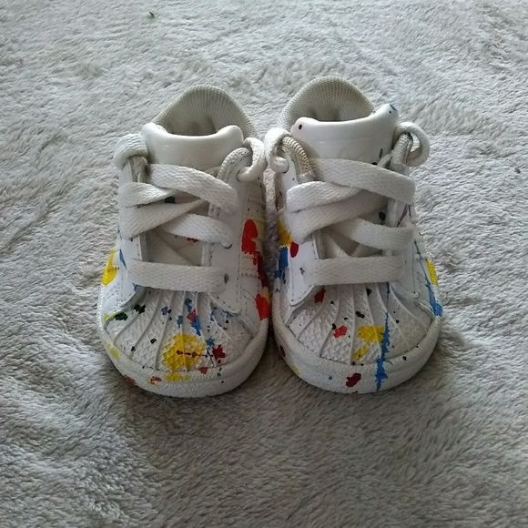 Adidas, Custom Paint